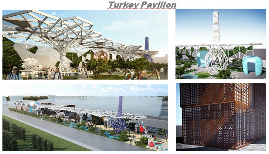 Pasabahce to attend expo milan for Semi open spaces